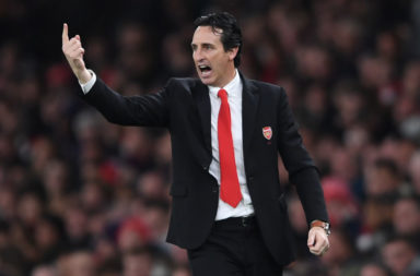 Liverpool could be given a massive title boost if Arsenal sack Unai Emery.