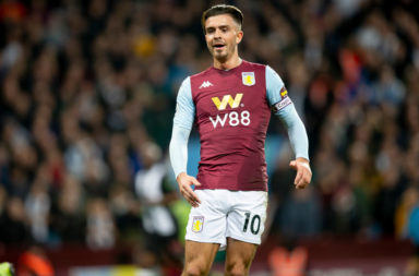 Jack Grealish has revealed he is instructed to play like the Liverpool front three.