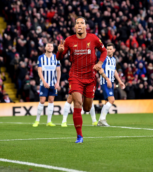 Three things we learned as Liverpool beat Brighton at Anfield.