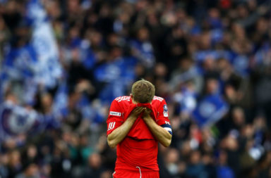 The Gerrard Slip was a blessing in disguise for Liverpool.