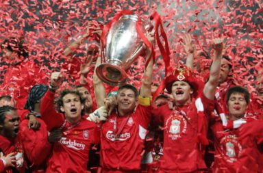 We rank Liverpool's six European Cup wins.