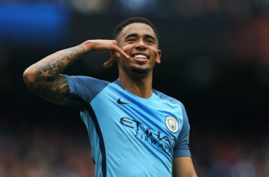 Gabriel Jesus has fired a title warning at Liverpool.