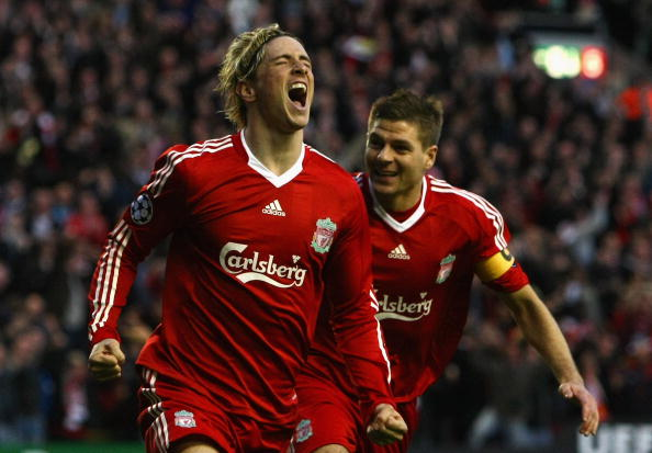 Fernando Torres gave a combined Liverpool and Chelsea XI with a surprise inclusion.