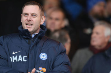 Comments made by Peterborough chairman Darragh MacAnthony have given Liverpool a boost in their Ricky-Jade Jones pursuit.
