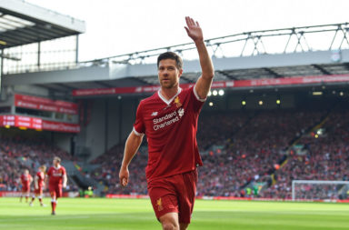 Liverpool legend Xabi Alonso is being lined up for the Bayern Munich job.