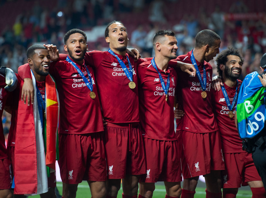 30-year-old's absence could solve key problem for Liverpool, £28,000-a-week player is perfect fix