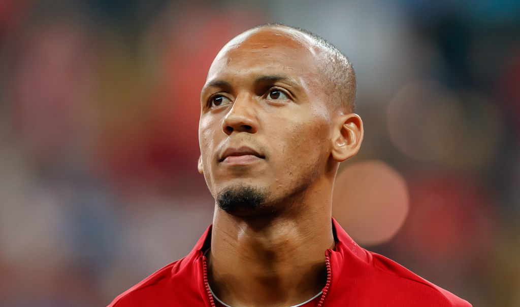 Fabinho is our most improved Liverpool player of 2019