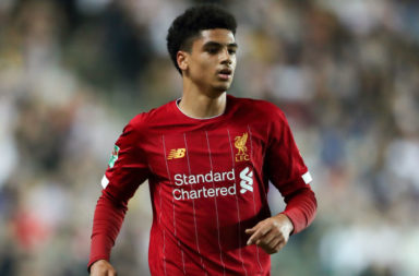 Ki-Jana Hoever, Liverpool Club World Cup squad