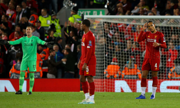 Liverpool's defensive issues remain despite three consecutive clean sheets