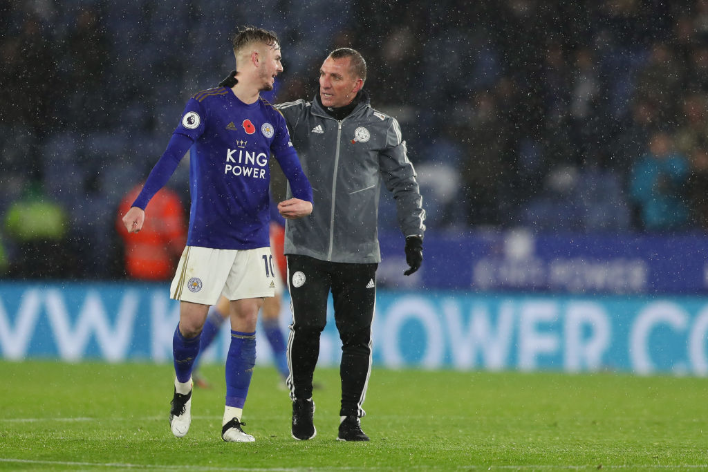 Chelsea youth coach Ashley Cole backing bid for Leicester fullback Ben Chilwell