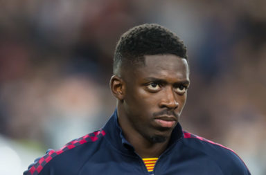 Ousmane Dembele has commented that he always picks Liverpool on FIFA.