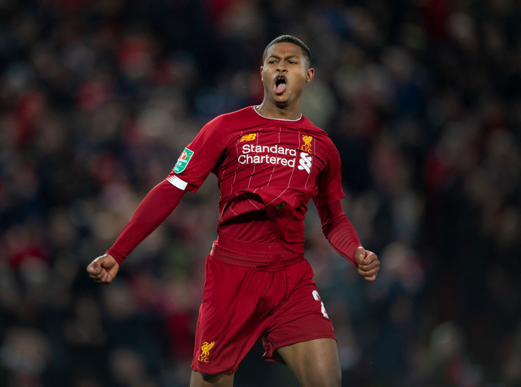 Jürgen Klopp has refused to rule out Liverpool making a January signing if Rhian Brewster leaves on loan.