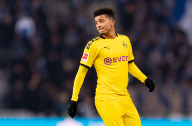 Liverpool could land Jadon Sancho next year with Manchester United reportedly pulling out of the chase