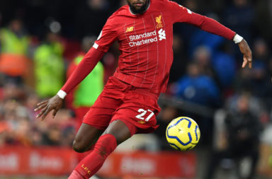 There are up to four sides allegedly interested in Divock Origi.