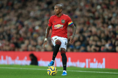 Ashley Young has claimed he rejected Liverpool before he signed for Manchester United
