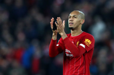 Fabinho is the breakthrough Liveprool player of 2019
