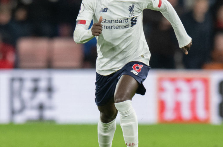 Naby Keita showed against Bournemouth that he can stake a claim in the first team.