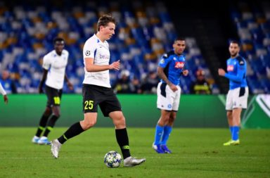 Reports in Italy have suggested that Napoli are worried that Liverpool will outbid them for Sander Berge