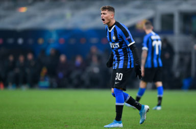 Liverpool have been linked with a move for Sebastiano Esposito