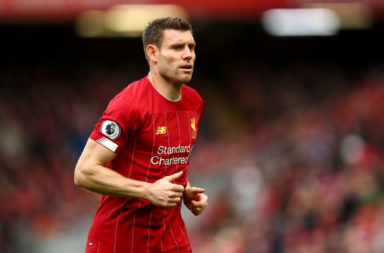 Liverpool fans have endorsed James Milner moving to Leeds United.