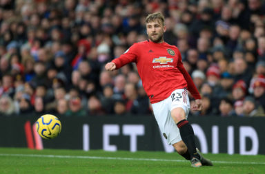 Luke Shaw has said that the Liverpool squad is no better than Manchester United's.