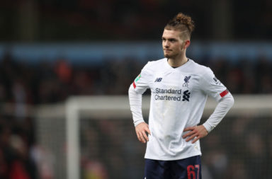 Liverpool fans have been drooling over the Harvey Elliott display against Aston Villa.