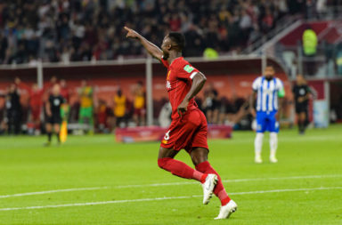 Naby Keita gets an eight in our Liverpool player ratings v Monterrey.