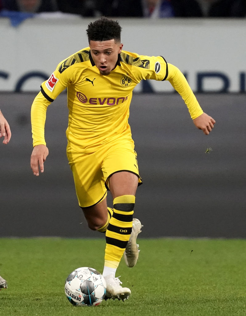 Liverpool are reportedly set to land Jadon Sancho by offering to loan him back to Borussia Dortmund.
