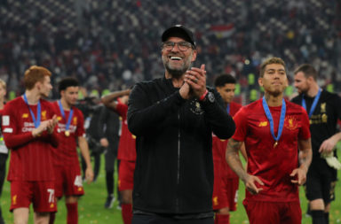 Jurgen Klopp and Liverpool see out 2019 with the Club World Cup