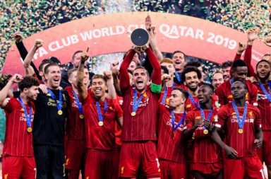Liverpool win the Club World Cup