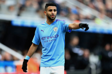 We knew that Virgil van Dijk had lost the Ballon d'Or the moment that Riyad Mahrez was announced in 10th.