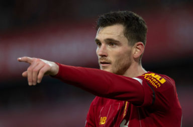 We look at three players that Andy Robertson should have beaten in the Ballon d'Or rankings.