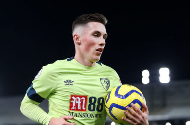 Harry Wilson has scored seven Premier League goals.
