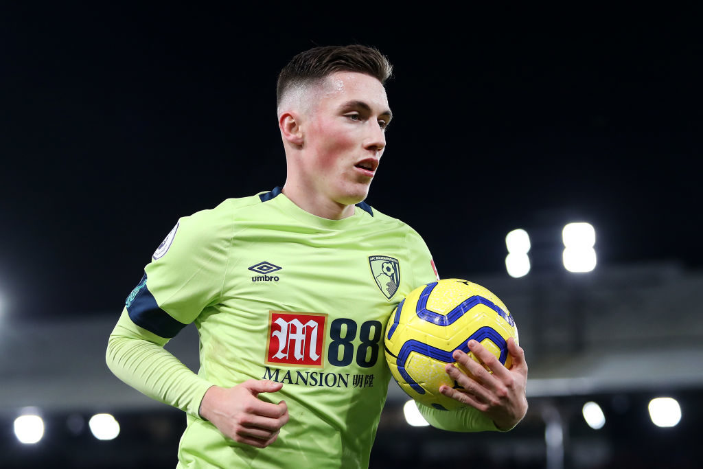 Eddie Howe has confirmed that Harry Wilson will return to Liverpool for an injury assessment.