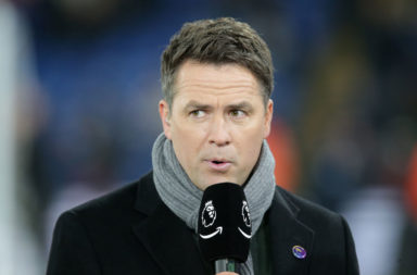 Michael Owen believes this Liverpool side are one of the greatest club sides of our lifetime