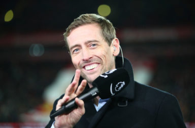 Peter Crouch has been drooling over the Takumi Minamino signing.