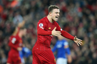 Xherdan Shaqiri will prove vital to Liverpool in December