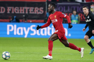 Naby Keita will be undroppable if he continues his current form.