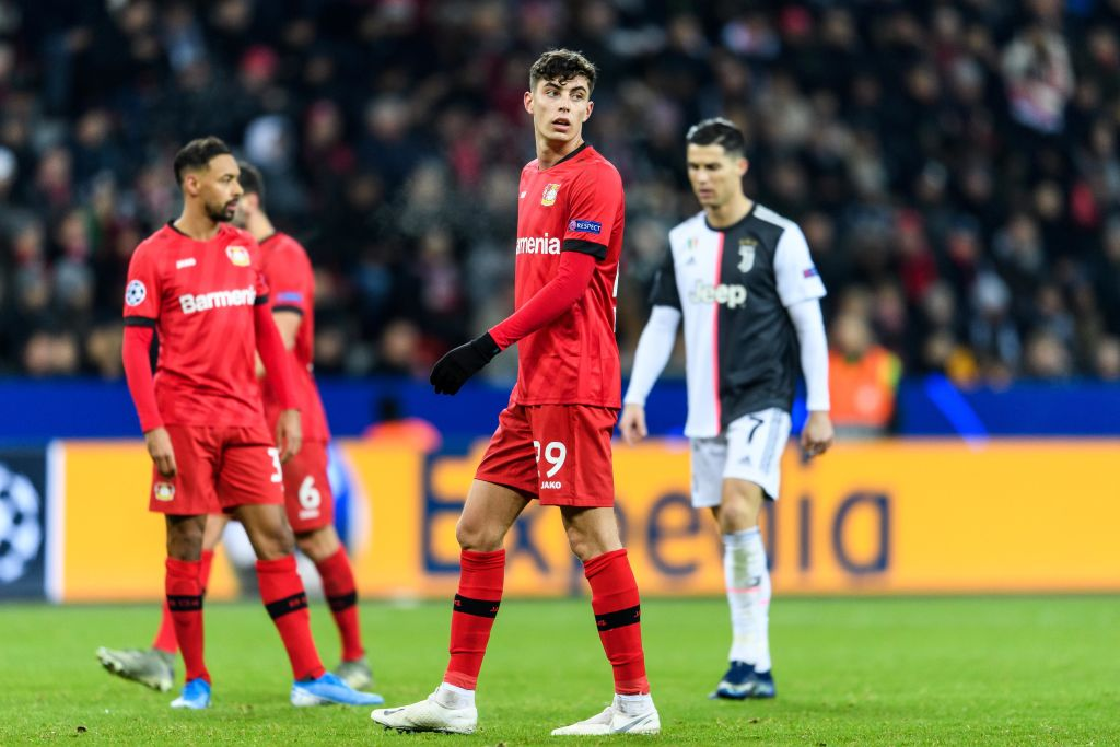 Liverpool open talks with Manchester United transfer target Kai Havertz