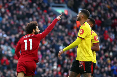 Jamie Redknapp has heaped praise on Mo Salah after his brace against Watford at the weekend.