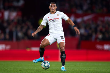 Liverpool are 'considering' a bid for Diego Carlos from Sevilla