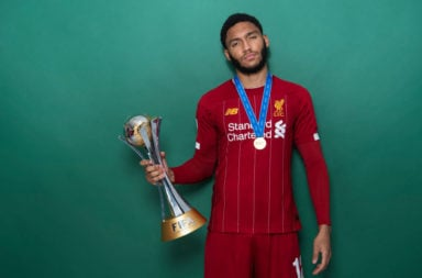 Joe Gomez should keep his place ahead of Joel Matip in the New Year.