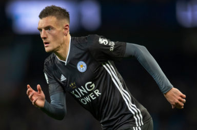 Jürgen Klopp has revealed how he plans on keeping Jamie Vardy quiet on Boxing Day.