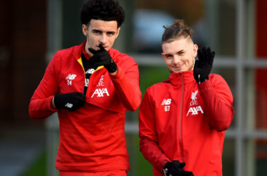 Jürgen Klopp could surprise us by including Harvey Elliott in the coming weeks.