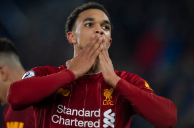 Alexander-Arnold was this week named PFA Young Player of the Year, Twitter has been congratulating the Scouser.