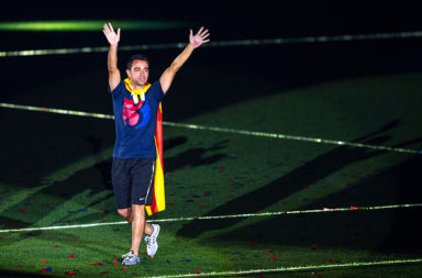 "Xavi has heaped praise on Liverpool, describing them as ""perfect"" under Jürgen Klopp."