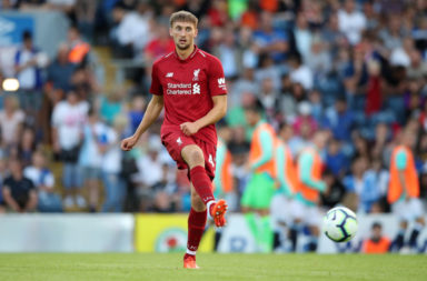 Liverpool are looking to offload Nat Phillips in the coming weeks with a number of clubs interested.
