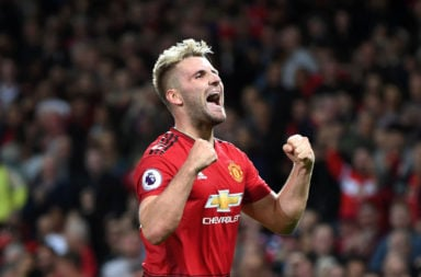 Luke Shaw earns more than Trent Alexander-Arnold and Andy Robertson combined. That is bizarre.