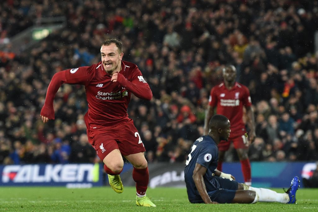 Our view: Manchester United's ploy to spoil the title party for Liverpool typifies the drastic turn of the tide