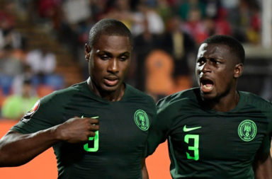 Striker Odion Ighalo will reportedly join Manchester United on loan.